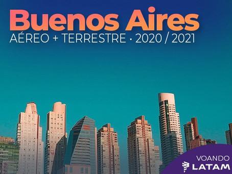 Feriados Buenos Aires (saindo de São Paulo)