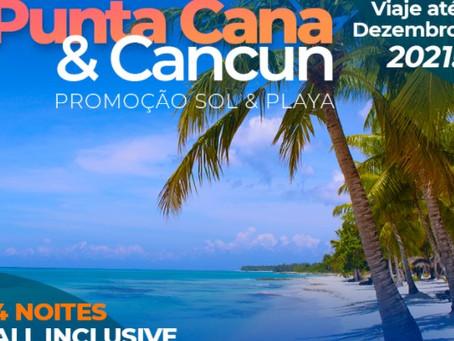 Punta Cana ou Cancún (saindo do São Paulo)