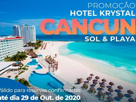Promoção Hotel Krystal Cancún