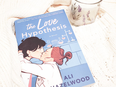 The Love Hypothesis by Ali Hazelwood - REVIEW