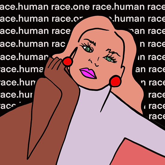 One race. Human race