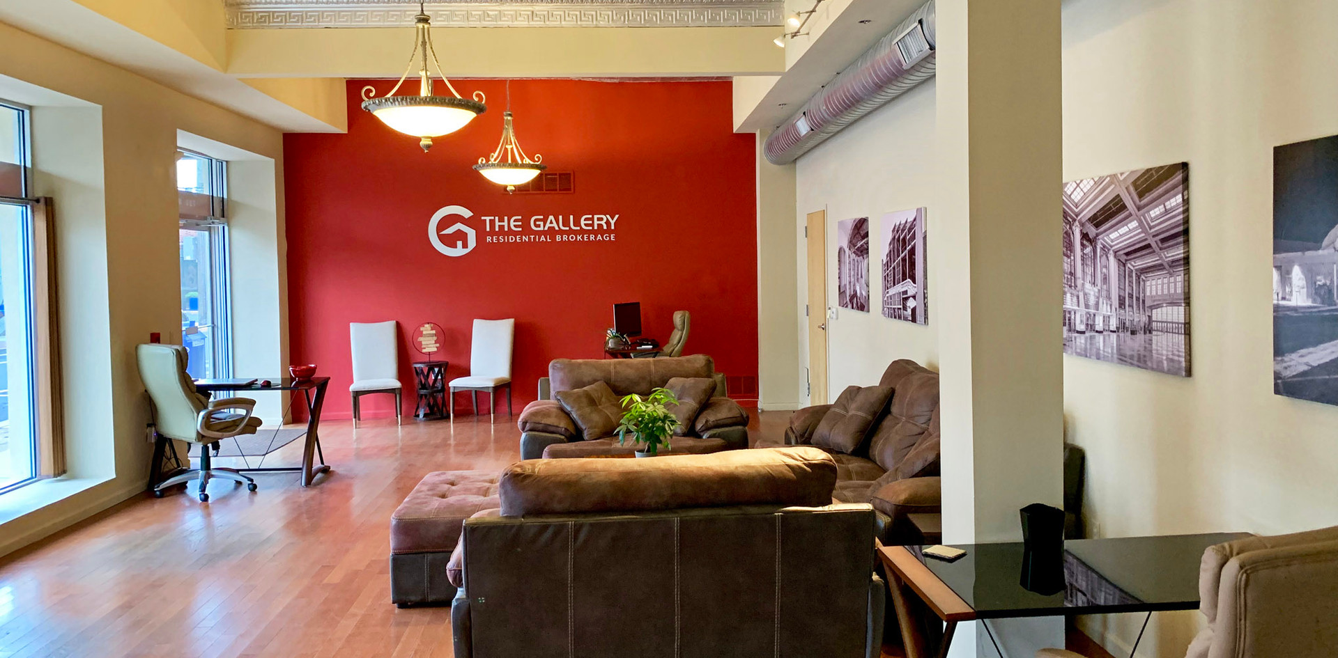 The Gallery's Asbury Park office