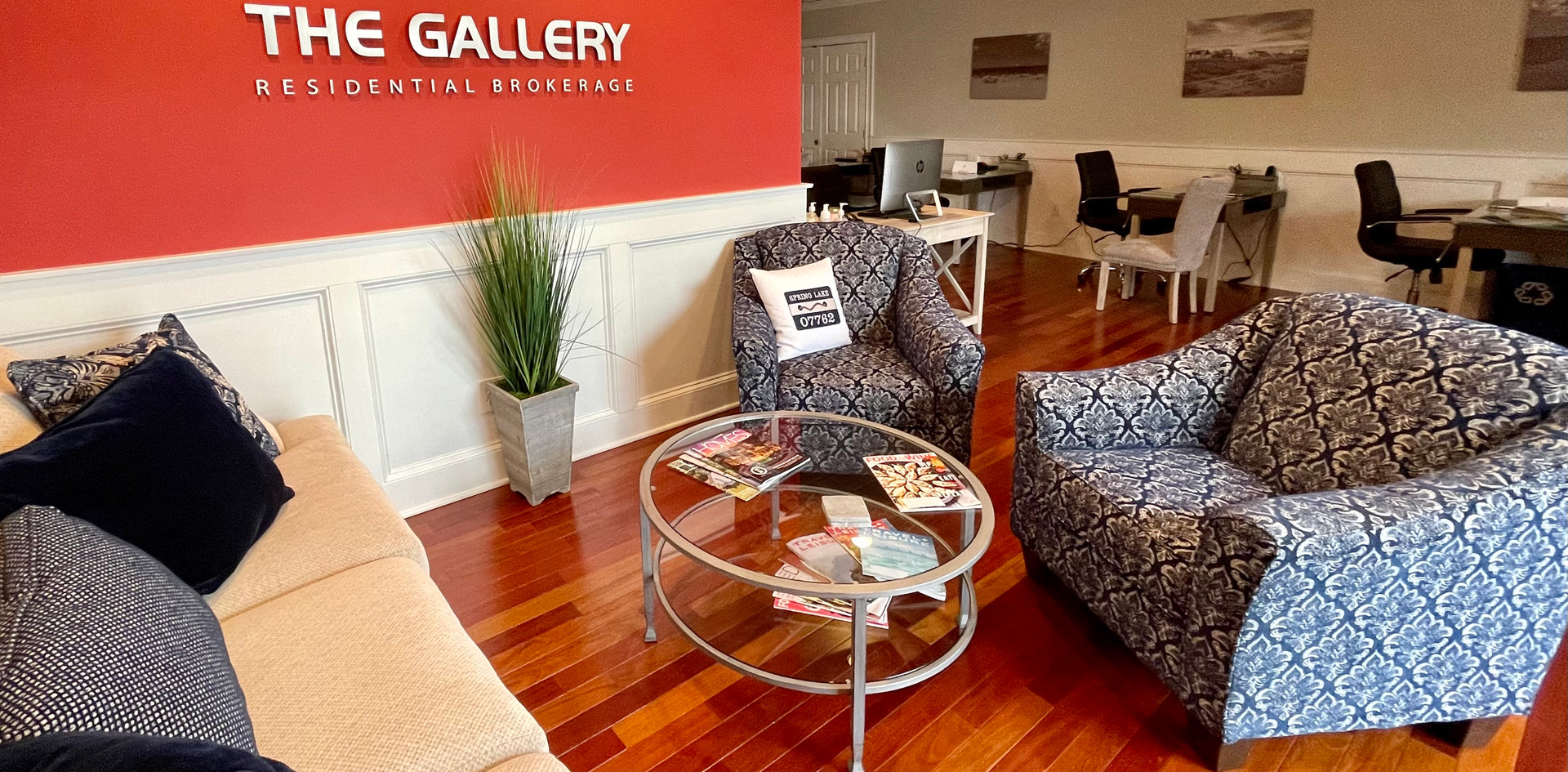 The Gallery's Spring Lake office