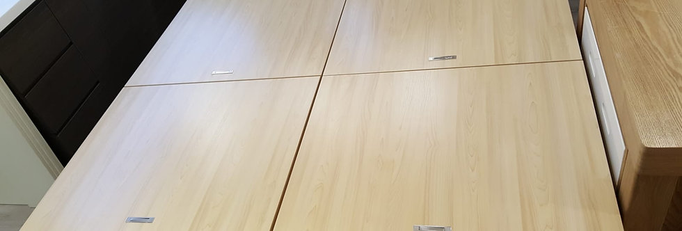 客人訂制  5呎闊夾板儲物床箱 實物圖片#717