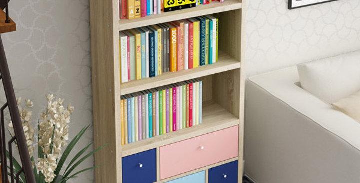 現代簡約書櫃N177-1055
