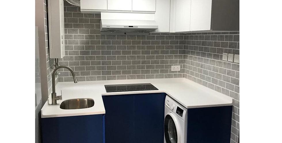 客人訂制 全屋裝修及傢俬 實物圖片#540