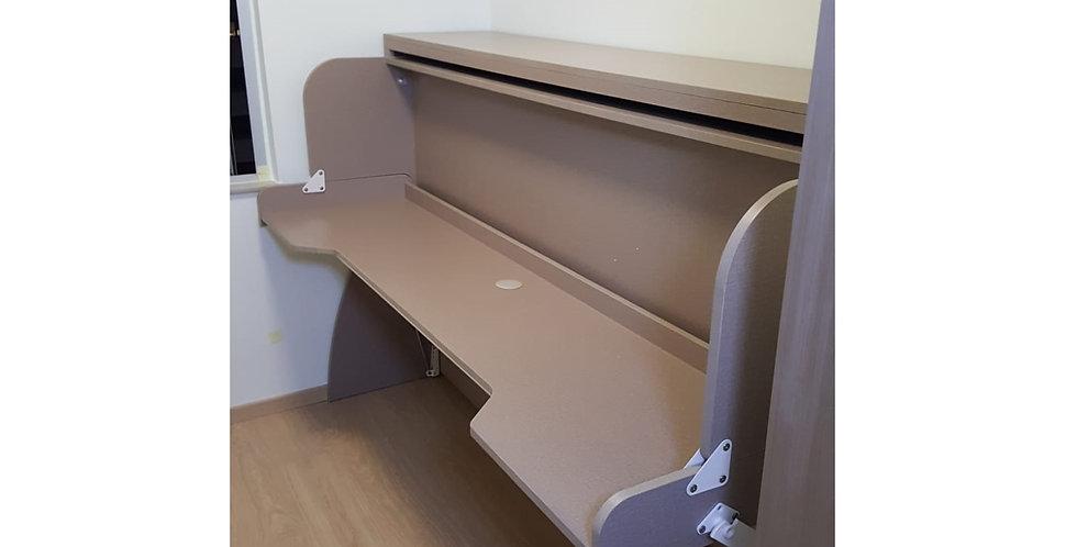 客人訂制 升降茶几+吊櫃+書桌隱形床 實物圖片#406