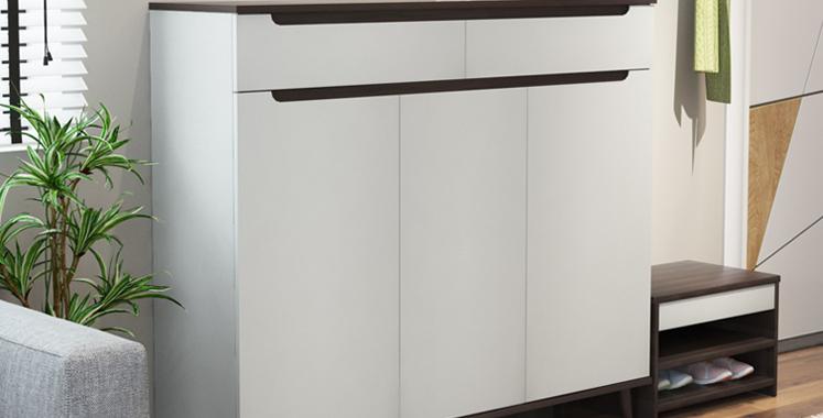 現代簡約鞋櫃 N103-1041