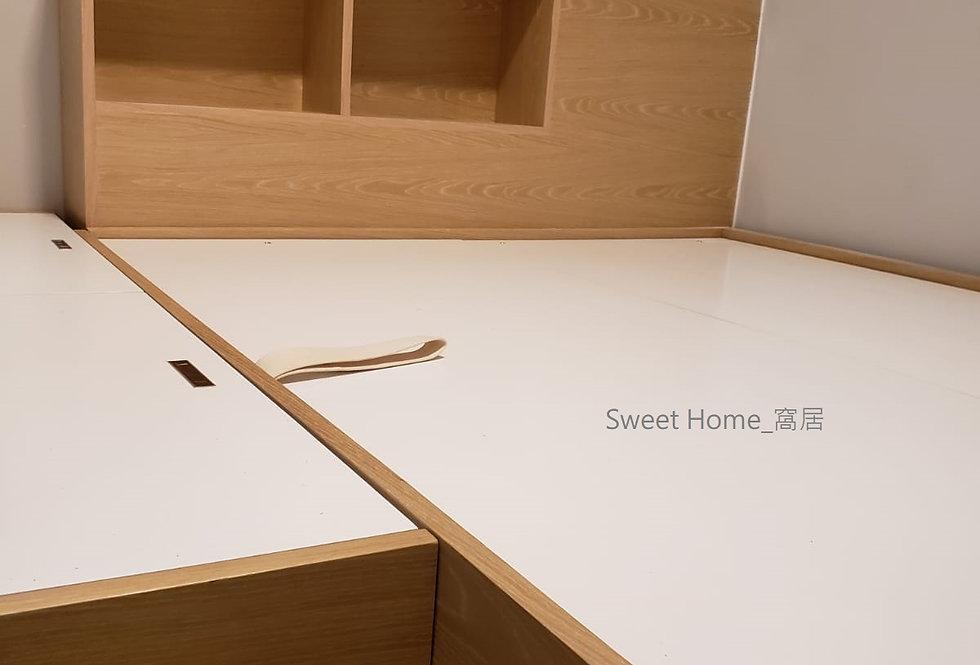 客人訂制 (西營盤) #翻新房間油漆及全房傢俬 實物相片#1024
