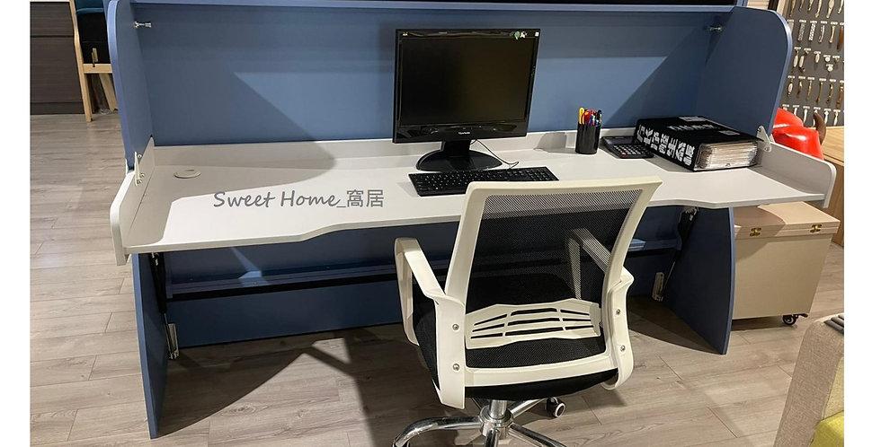 書桌隱型床 Q111-1003