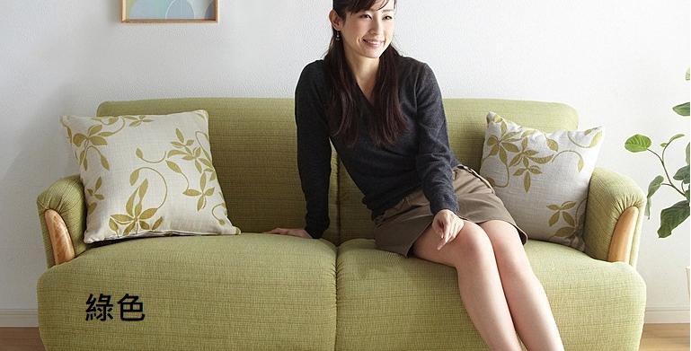 日式布質梳化 (單/雙/三人) A102-1004