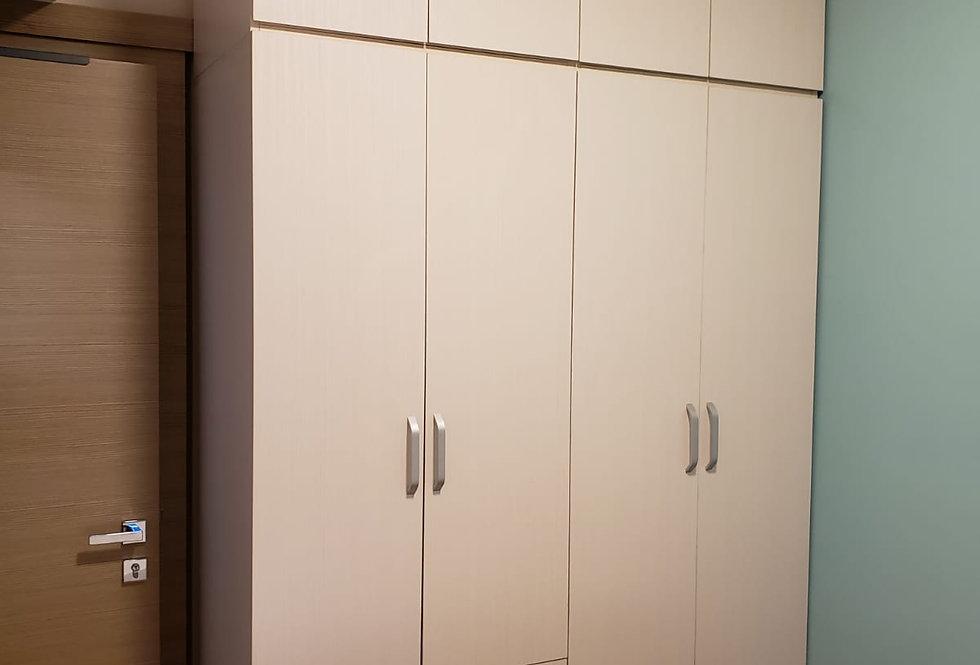客人訂制(將軍澳海天晉) #5呎闊衣櫃 實物圖片#882