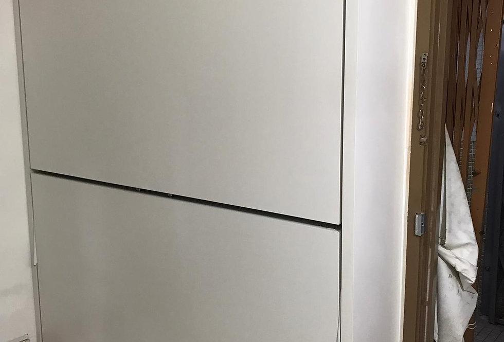 客人訂制(公屋)  #單人雙層隱形床  實物圖片#850