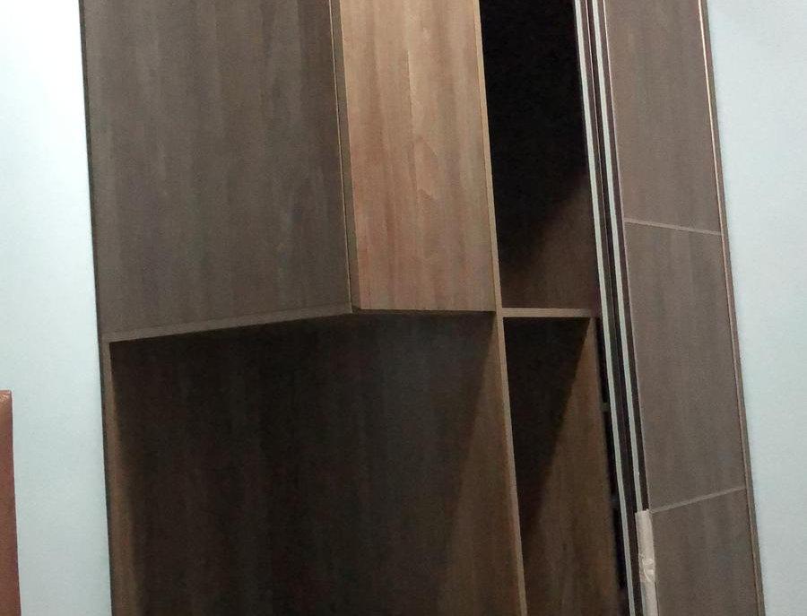 客人訂制  衣櫃+飾櫃  實物圖片#476