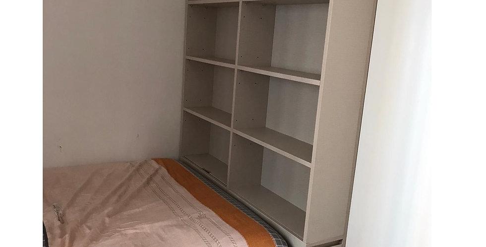 客人訂制  4呎闊高身床頭櫃 實物圖片#822