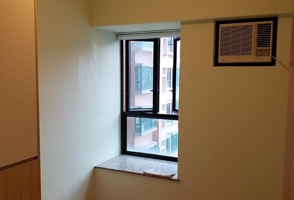 客人訂制 (將軍澳清水灣半島) #翻新房間油漆+衣櫃  實物相片#982