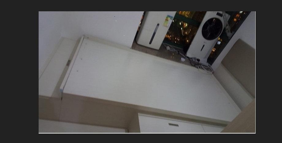 客人訂制  地台床+衣櫃 實物圖片#418