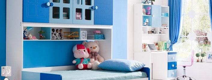 兒童組合床 P158-1031