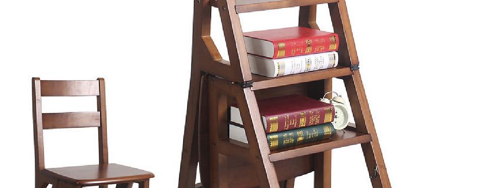 實木摺疊椅子 F173-1036