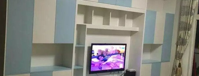 訂造電視廳櫃組合(每呎) TM100-1013