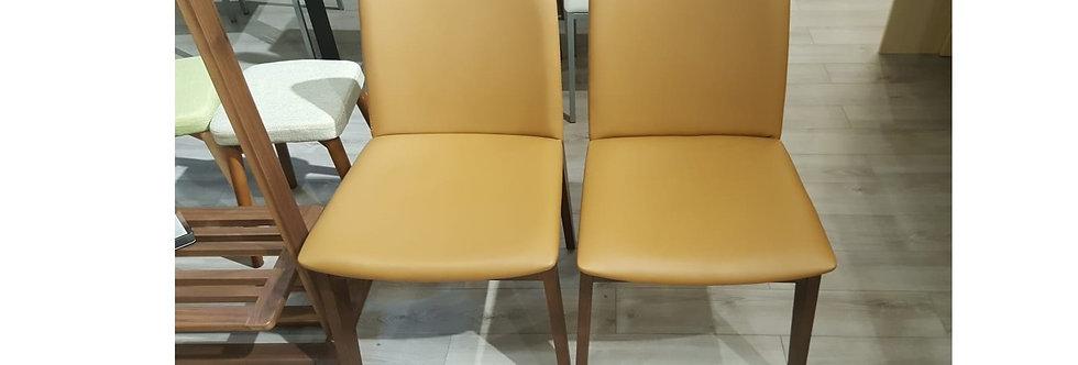 簡約時尚餐椅 #F123-1077