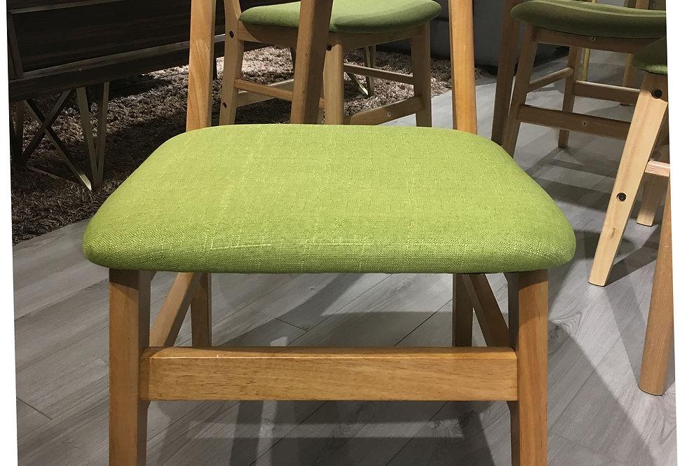北歐實木餐椅F213-1067