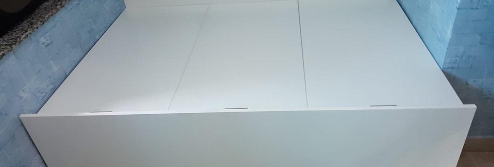 客人訂制 揭板床 實物圖片#318
