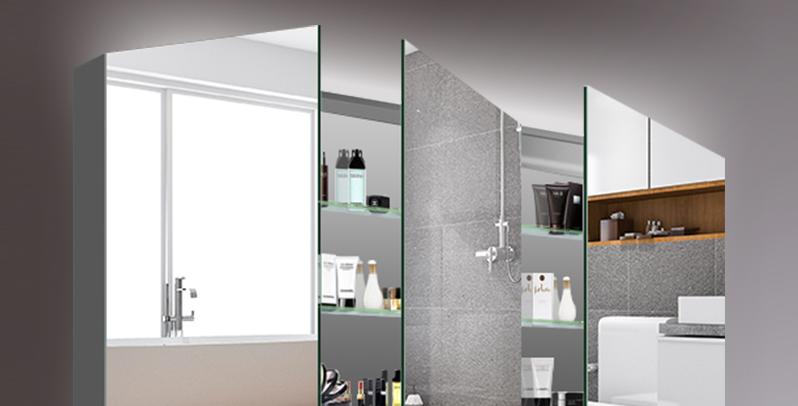 智能浴室掛镜櫃 L223-1004