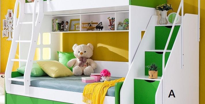 兒童組合床 P158-1032