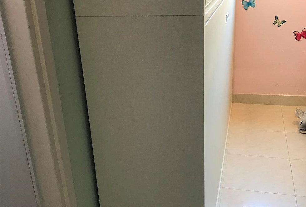 客人訂制 3呎闊側翻隱形床 連吊櫃 實物圖片#747