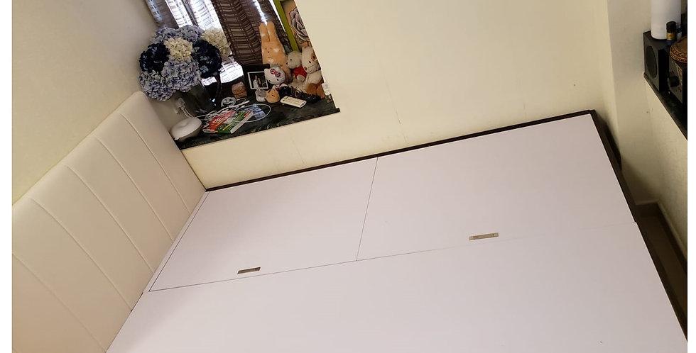 客人訂制(黃大仙區) #4呎闊櫃桶床 實物圖片#881