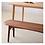 Thumbnail: 簡約實木長餐椅 F226-1076