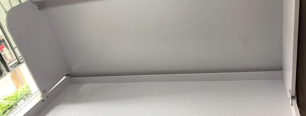 客人訂制 4呎闊書桌床 實物圖片#579