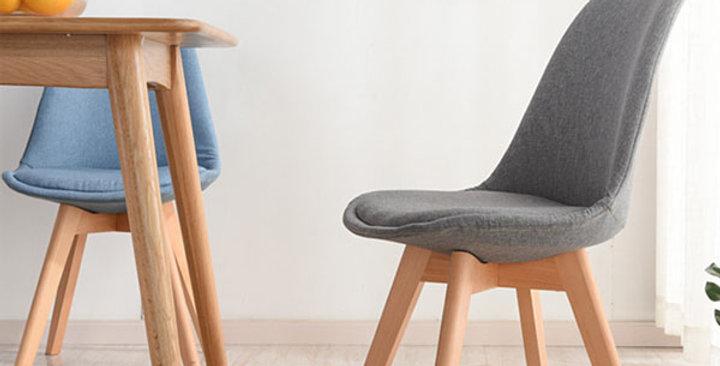 實木餐椅F204-1061