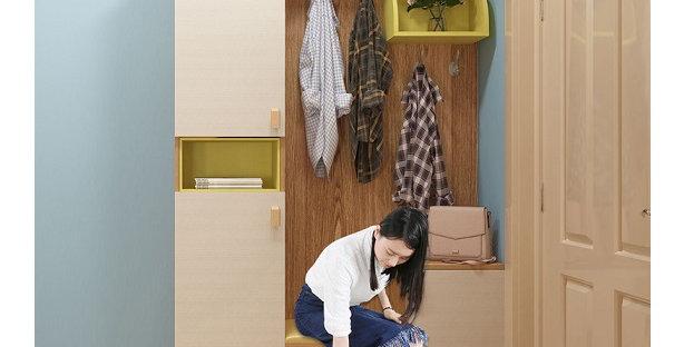 鞋櫃/儲物櫃N177-1047