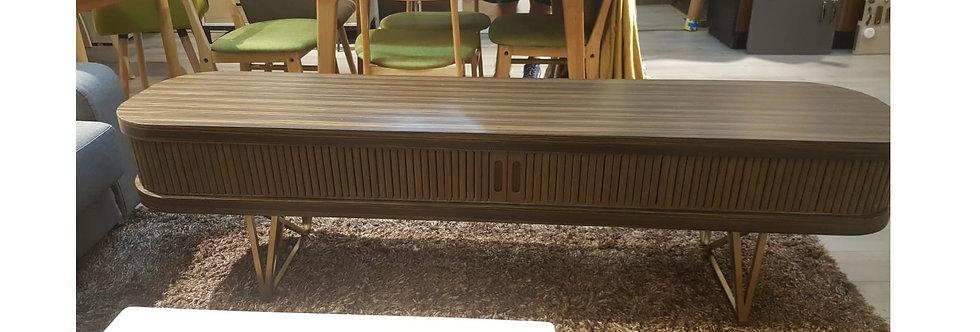 客人訂制  特色實木電視櫃  實物圖片#619