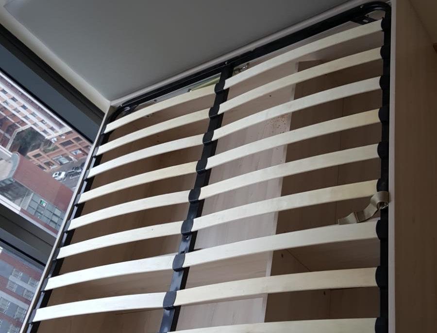 客人訂制  5呎油壓床  實物圖片#475