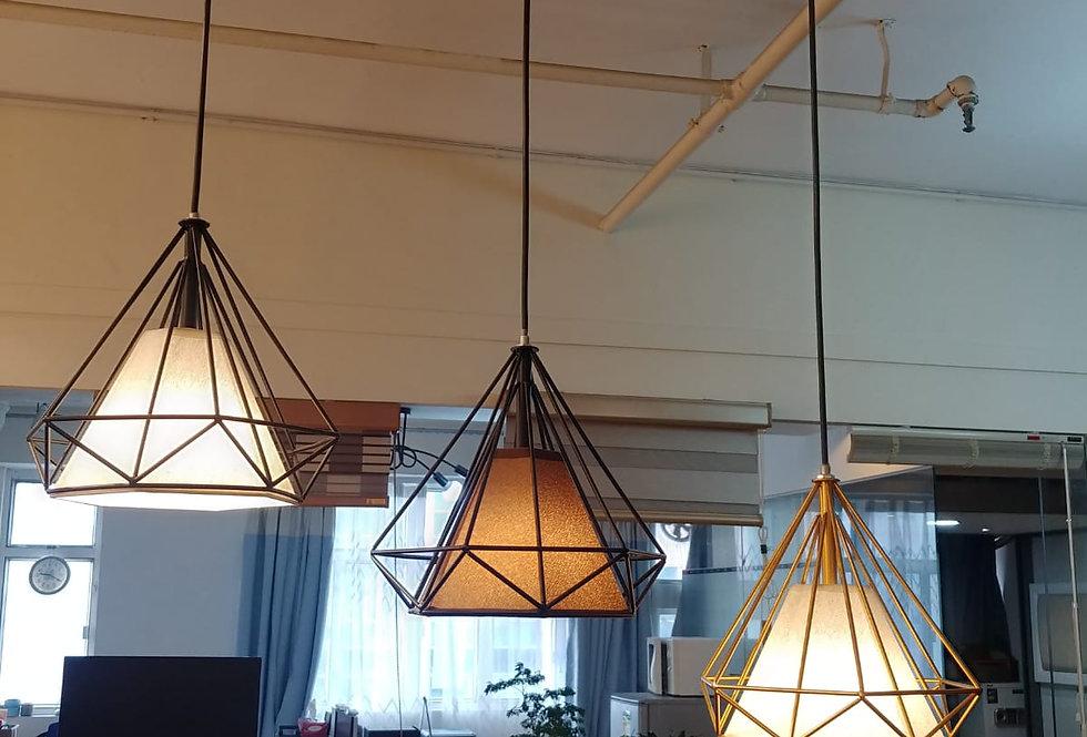 鐵藝吊燈 L220-1001