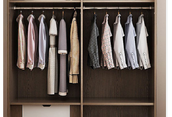 訂造簡約型衣櫃 TM101-1019