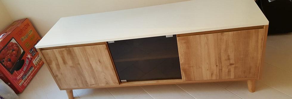 客人訂制 電視櫃  實物圖片#352