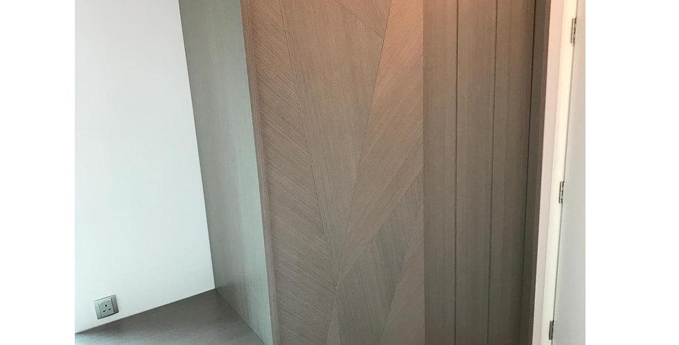 客人訂制 囡囡房衣櫃+油壓床+書枱 實物圖片#751