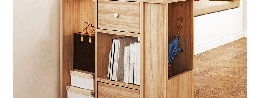 現代簡約抽屜儲物櫃 O144-1013