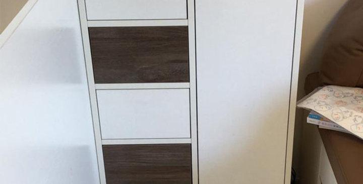 客人訂制 拼色儲物櫃 實物圖片#517