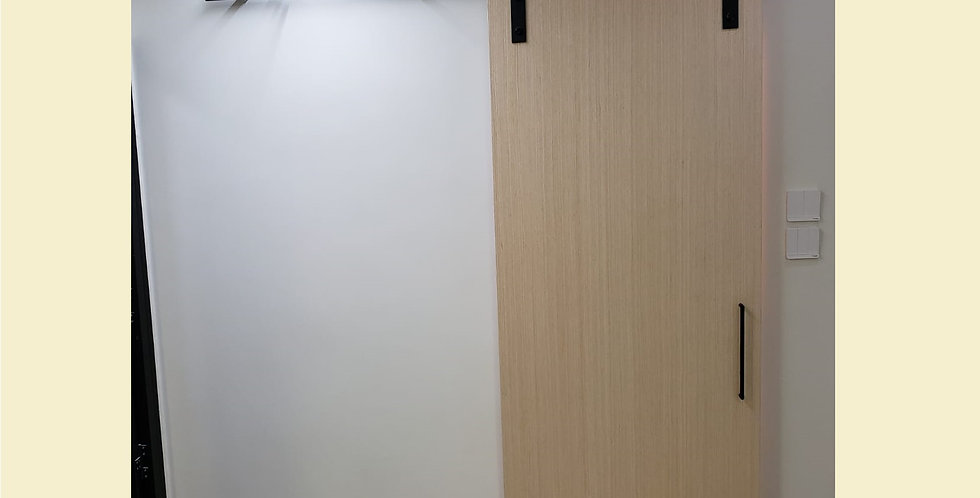 客人訂制 (觀塘藍田區) #全屋裝修+訂製傢俬 part 1  實物相片#946