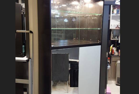 客人訂制 飾物櫃+鞋櫃  實物圖片#331