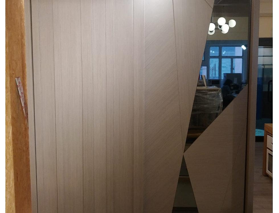 特式趟門衣櫃 M212-1018
