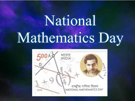 Mathematics Day Celebration