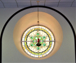Round Stained glass window final edit