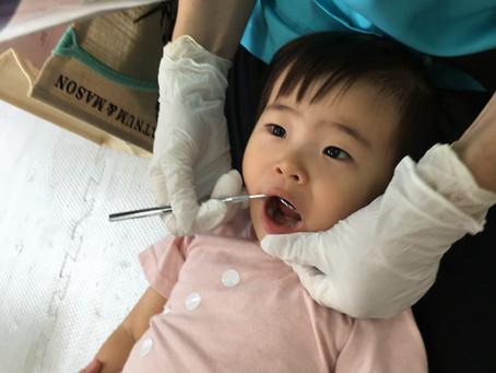 歯科検診(゚Д゚;)