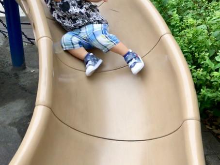 公園に行きました(o^―^o)ニコ